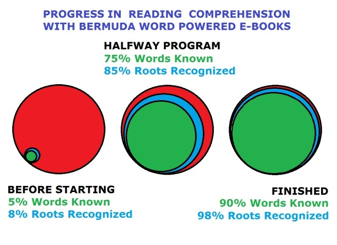 Bermuda-Word-Progress-In-Reading-Comprehension-During-E-Book-Program